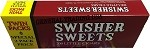 SWISHER SWEETS REGULAR FILTERED LITTLE CIGARS